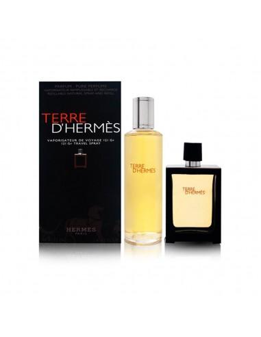 Estuche Terre D'Hermes 30ML+125ML Refill